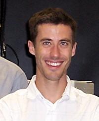 """Alexandre Moreau, Postdoc: 2010-2011, funded by the Fondation pour la Recherche Médicale and an EU FP7 grant, """"Brain-i-Nets"""". - Alex"""